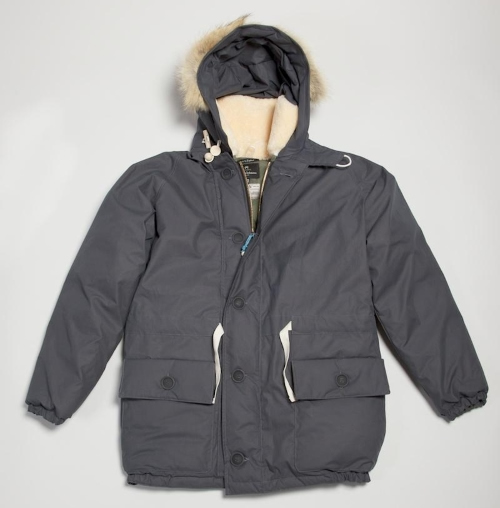 9cae547f8979 Nigel Cabourn Navy Everest Jacket for Fall 2011 - Por Homme ...