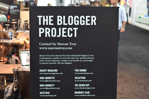 The Blogger Project | Live from PROJECT Las Vegas