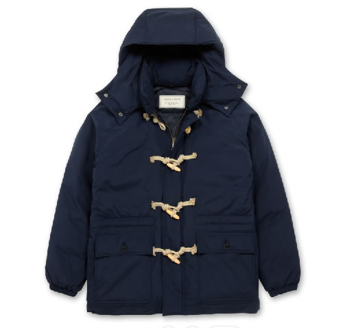 Kitsune Mountain Jacket for Fall 2011