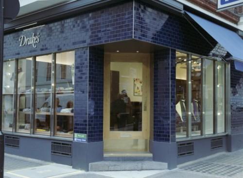 Drakes London at No. 3 Clifford Street