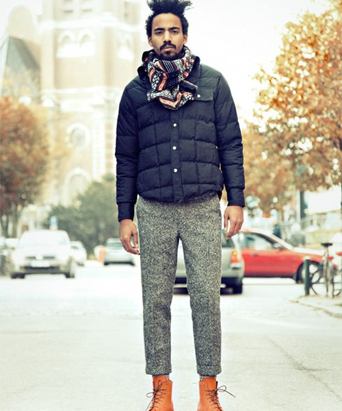 In Stock   Crescent Down Works Fall/Winter 2011