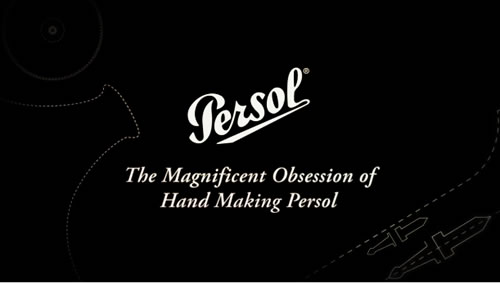 Persol | Made by Hand