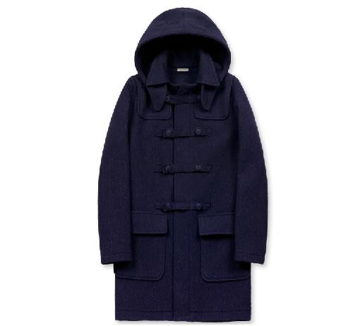 The Want | Bottega Veneta Row Wool Coat