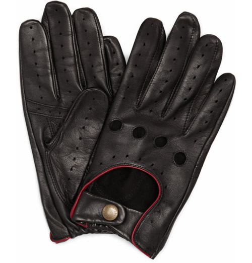 Essential | Dents Leather Driving Gloves