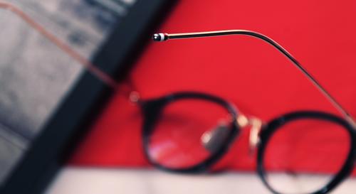 In Stock   Thom Browne x Dita Fall/Winter 2011 Eyewear