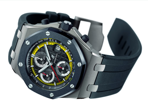 Audemars Piguet Royal Oak Offshore Sébastien Buemi