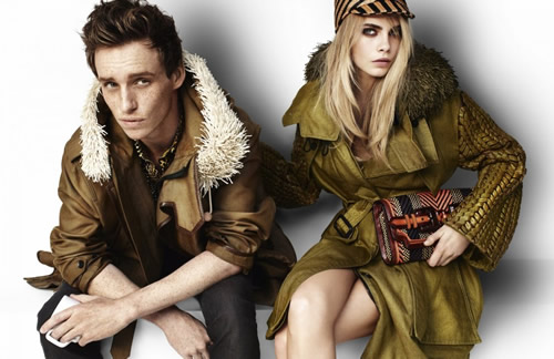 First Look | Burberry Spring/Summer 2012 Ad Campaign