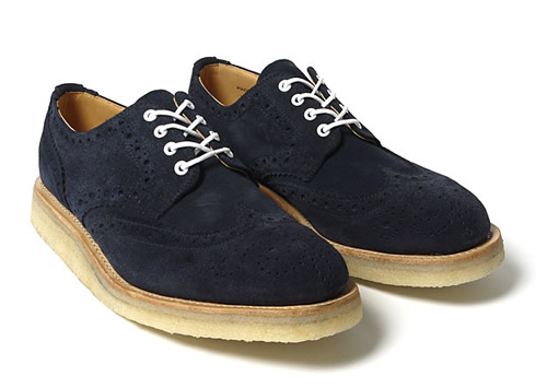 HAVEN x Mark McNairy Country Brogue with Crepe Sole