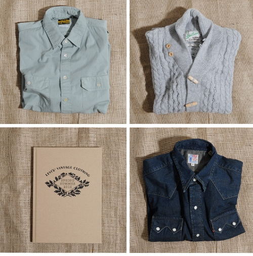 Levi's Vintage Clothing Spring/Summer 2012 Pre-Collection