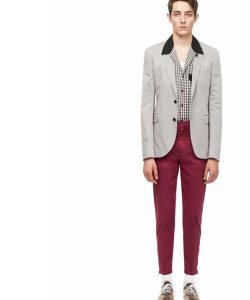 McQ Spring/Summer 2012 Lookbook
