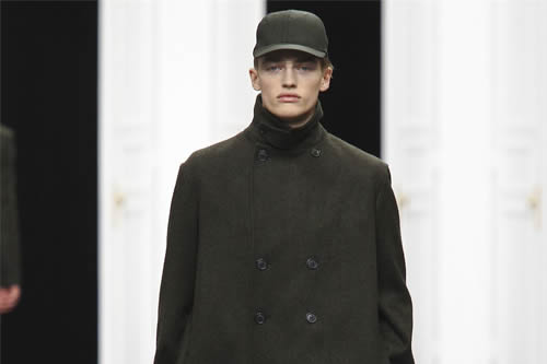 Dior Homme Fall/Winter 2012 Men's Show at Paris Fashion Week