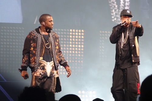 Jay-Z & Kanye West 'Watch The Throne' Europe Tour Dates