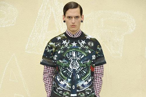 Givenchy Resort Collection Fall/Winter 2012 Preview