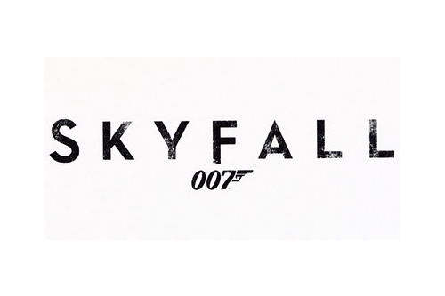 James Bond 007 SKYFALL Movie Trailer