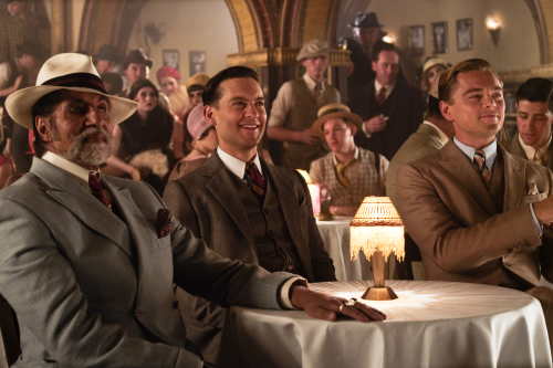 The Great Gatsby Movie Trailer 2012