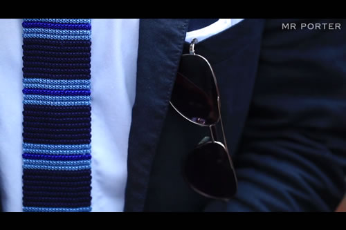 MR PORTER | What They Wore at Milan Fashion Week Video