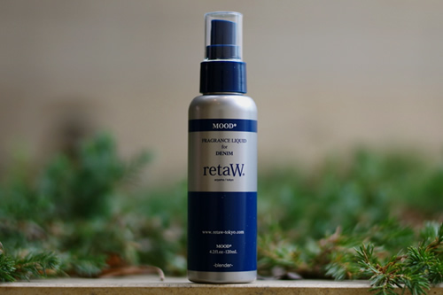 retaW MOOD* Denim Fragrance Liquid