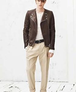 PFW | Balmain Spring/Summer 2013 Menswear