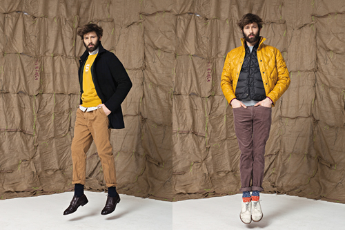 Bellerose Fall/Winter 2012 Lookbook