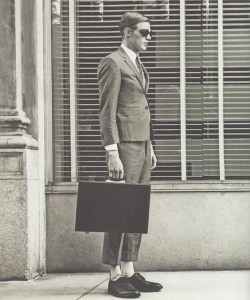 Inside Look | Thom Browne x DITA Eyewear Catalog