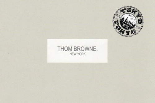 Coming Soon | Thom Browne Tokyo Flagship Store