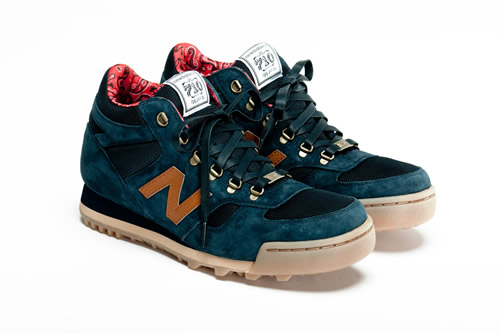 Herschel Supply Co. x New Balance Shoe Collection