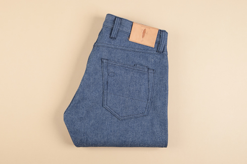 Tenue de Nîmes x Rogue Territory Broken Twill Jeans