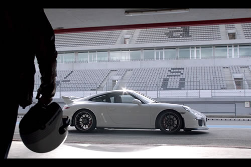 Video | 2014 Porsche 911 GT3 and GT3 Cup on the Track
