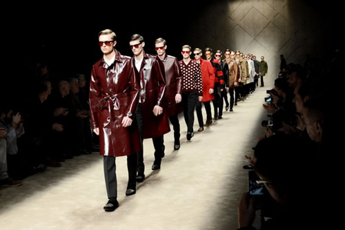 Burberry moving Menswear Show From Milan to London