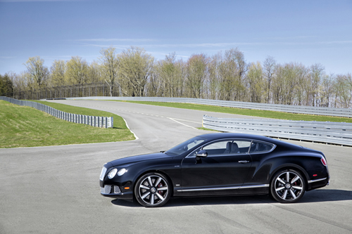 Bentley Continental Gt And Mulsanne Le Mans Edition Por Homme