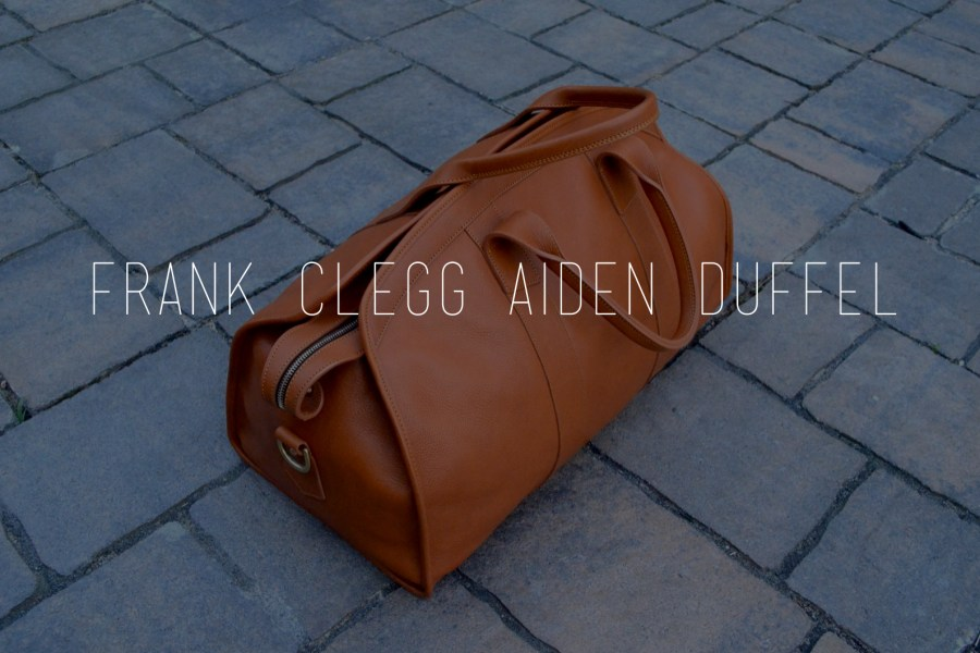 The Review | Frank Clegg Aiden Duffel