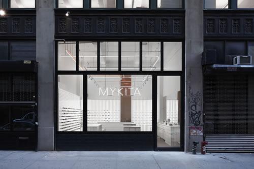 Now Open | Mykita NYC Store