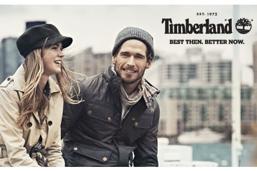 Timberland Combines Rugged Heritage with Refined Style