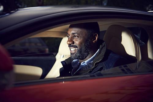 Idris Elba in BBC's 'King of Speed'