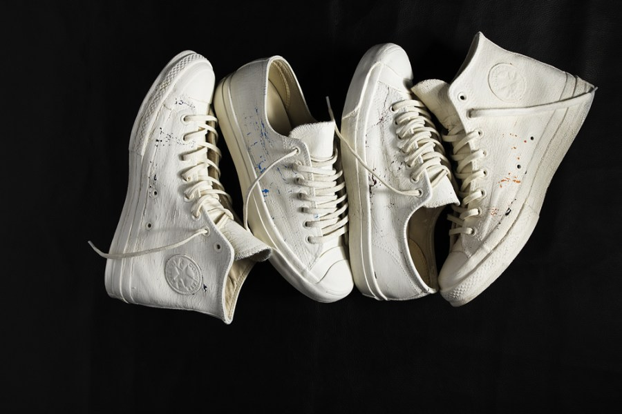 08ef93ee908ebd Converse x Maison Martin Margiela First String Spring Summer 2014 Collection