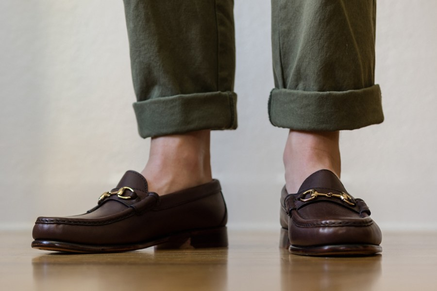 oak-street-bootmakers-bit-loafer-brown-black-fw-2014-1