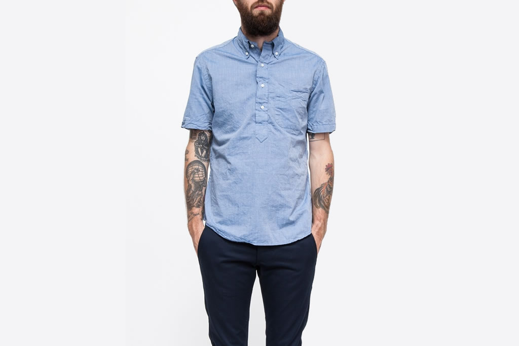 gitman-vintage-blue-chambray-popover-ss-2015-1
