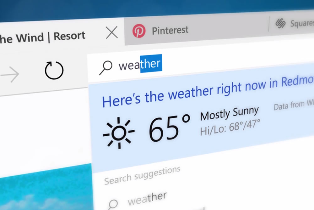 Microsoft Replaces Internet Explorer with Windows 10 'Edge' Browser
