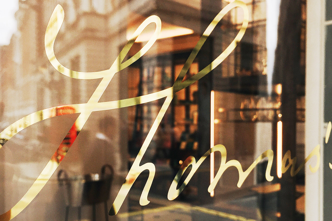 First-ever Burberry Cafe Opens in London