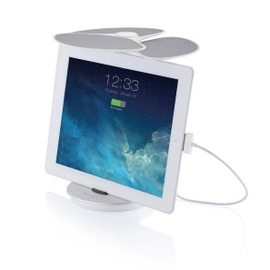 Ginkgo Solar Tree Charger 7