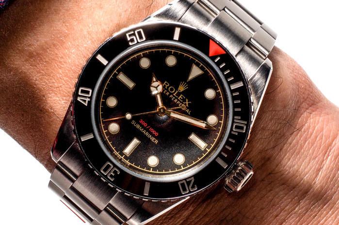 Tempus Machina REF. 216A: Back to the Vintage Rolex Designs