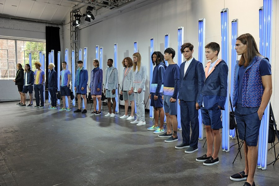 Garciavelez New York Menswear Spring Summer 2016 - July 2015