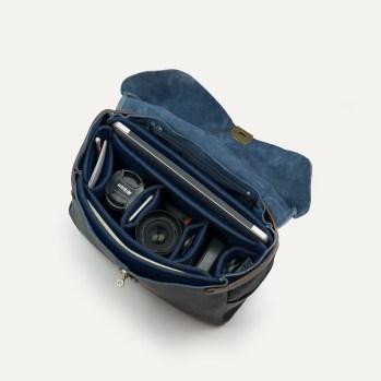 Bleu de Chauffe Reflex Photographer's Bag-04