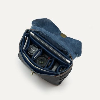 Bleu de Chauffe Reflex Photographer's Bag-04