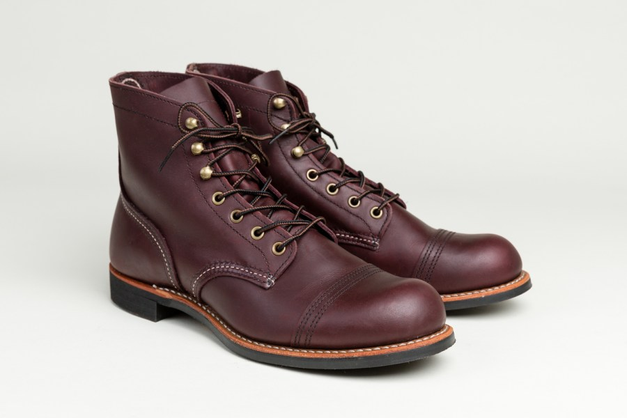 ab0012251d3 Red Wing Heritage Updates the Iron Ranger and Blacksmith With New Vibram  Soles