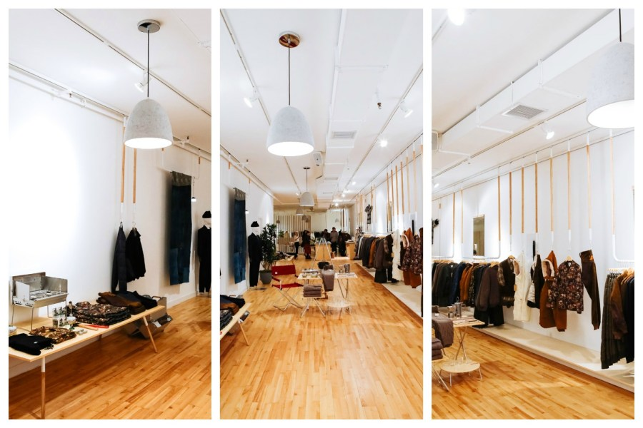Selectism Visits Snow Peak NYC-00