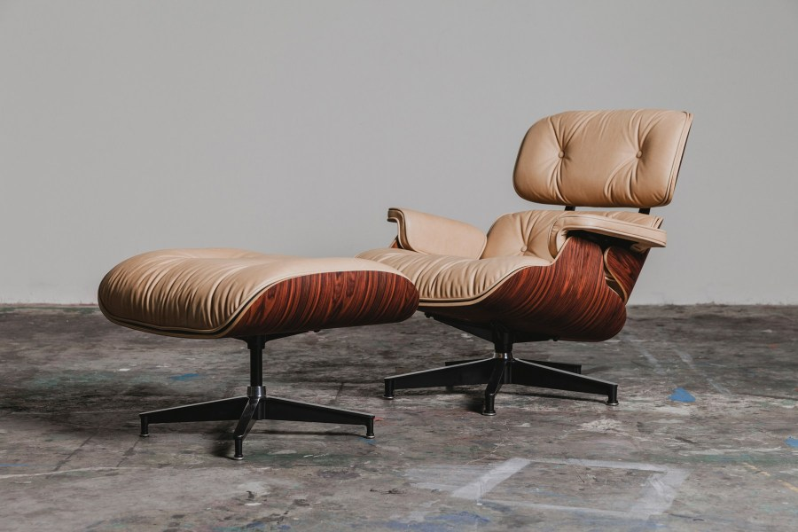 Herman Miller x 3sixteen Custom Eames Chair-01