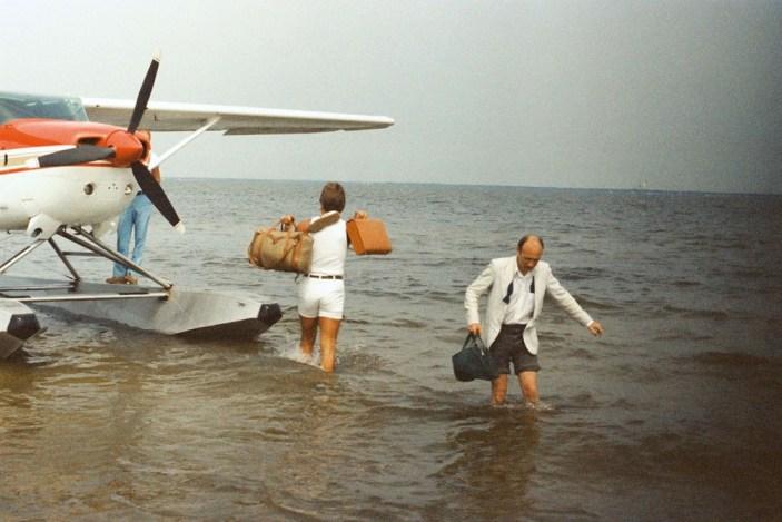 Peter Schlesinger Book Features Rare Celebrity Photos-10