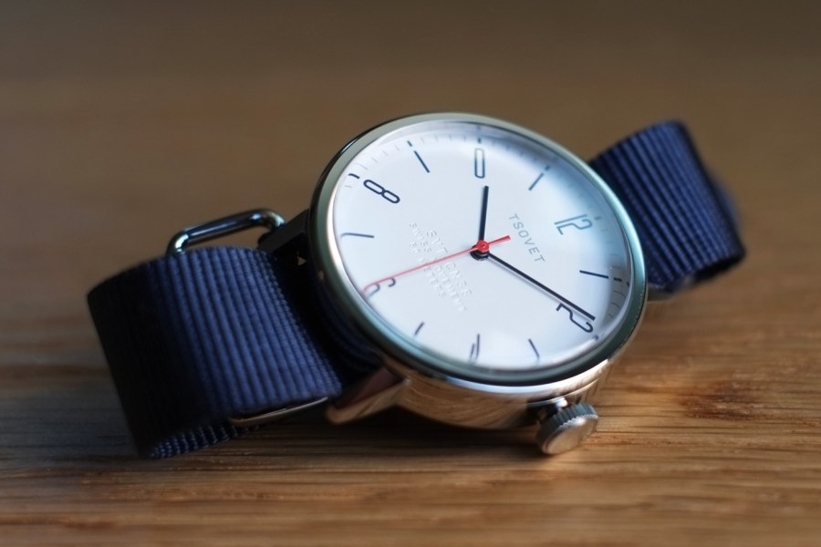 TSOVET x Fred Segal 'LAX' Watch-01