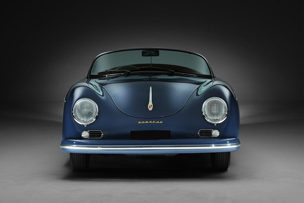 1957 Porsche 356A- 2